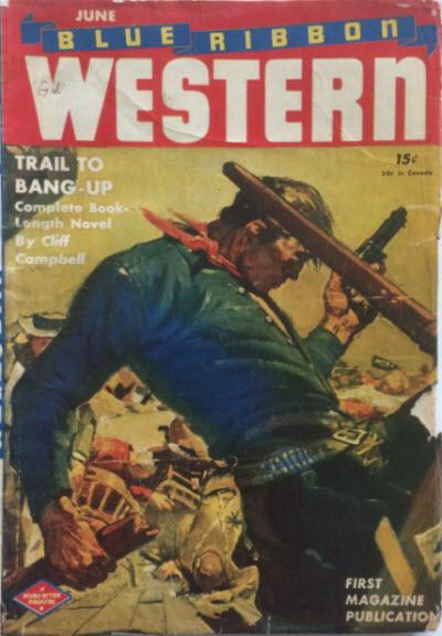 Blue Ribbon Western, June 1946