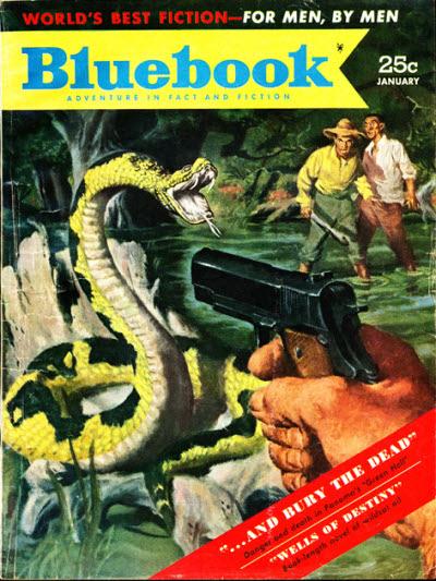 Blue Book Magazine, January 1953