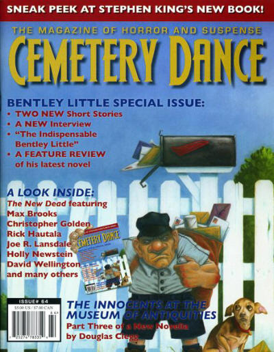 Publication Cemetery Dance 64 2010