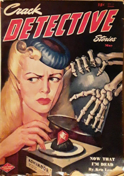 Crack Detective Stories, May 1946