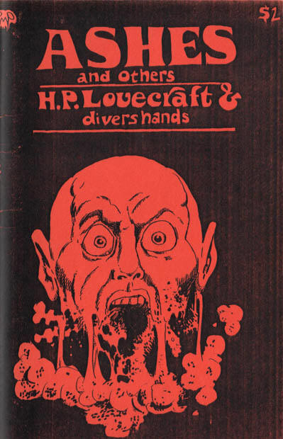 Nyctalops 14 (Silver Scarab Press, May 1978) HP Lovecraft weird fiction NICE