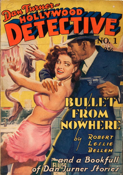 Dan Turner-Hollywood Detective, January 1942