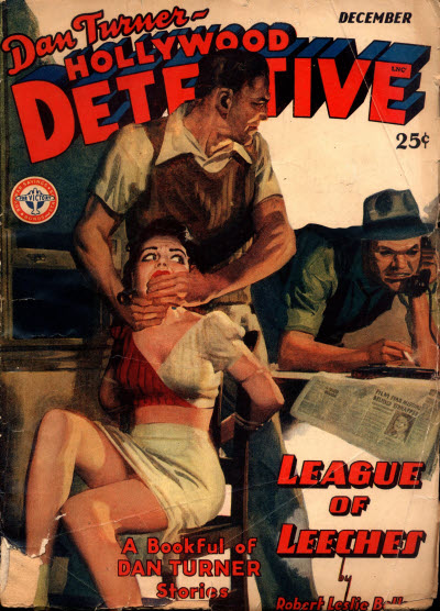 Dan Turner-Hollywood Detective, December 1942