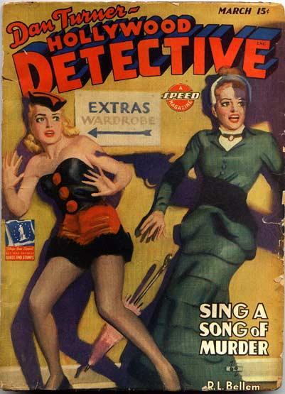 Dan Turner-Hollywood Detective, March 1943