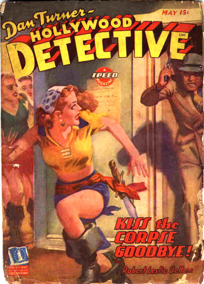 Dan Turner-Hollywood Detective, May 1943