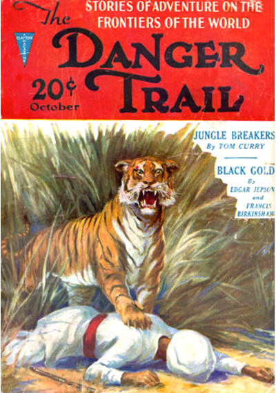 The Danger Trail, October 1926