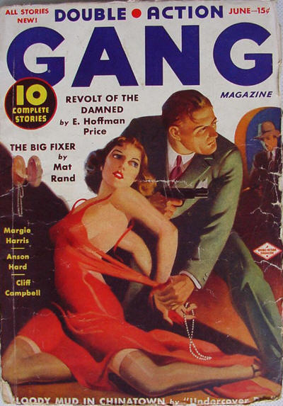 Double-Action Gang, June 1938
