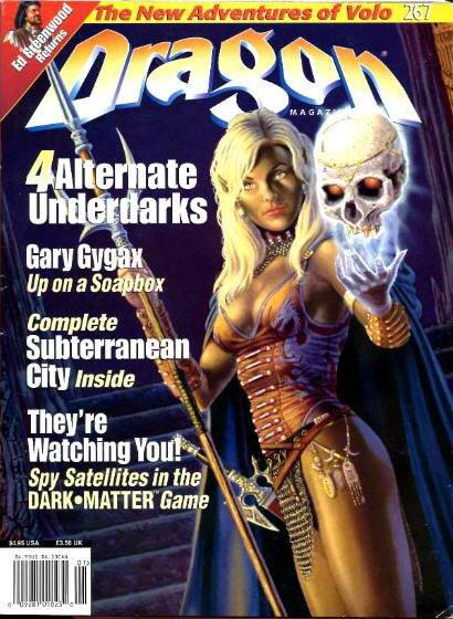 Title: Dragon Magazine, #267, January 2000