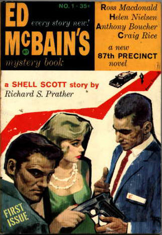 Ed McBain's Mystery Book, No. 1