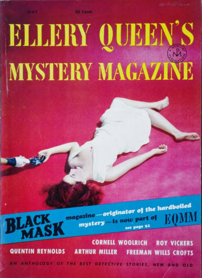 Ellery Queen Mystery Magazine, May 1953
