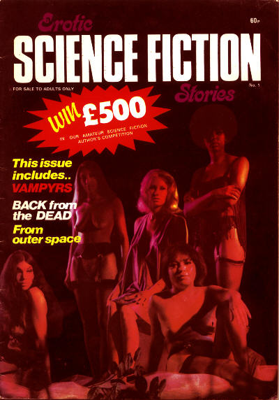 Science Fiction Sex Stories 71