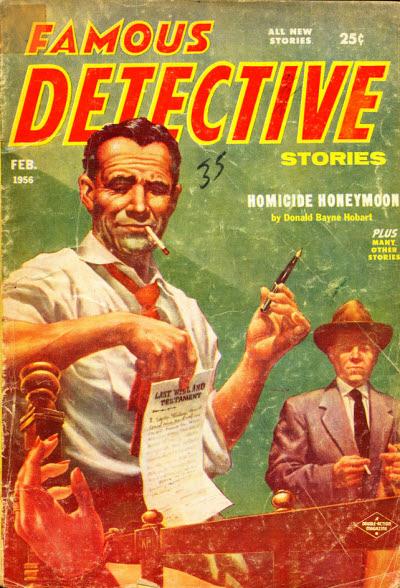 Celebrity detective home