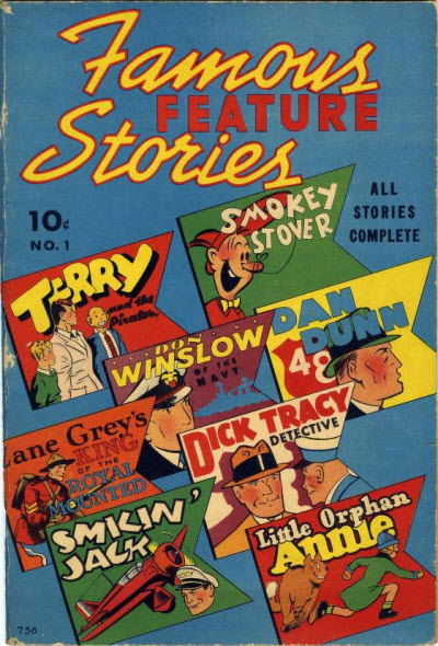 Famous Feature Stories, 1938