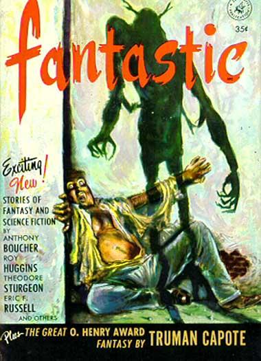 Fantastic, Fall 1952