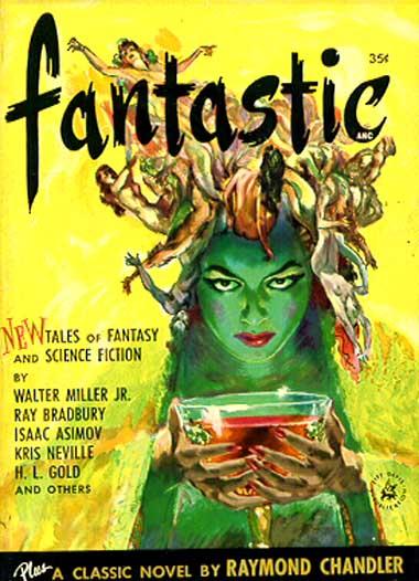 Fantastic, Summer 1952