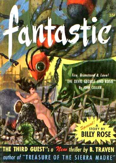 Fantastic, March-April 1953
