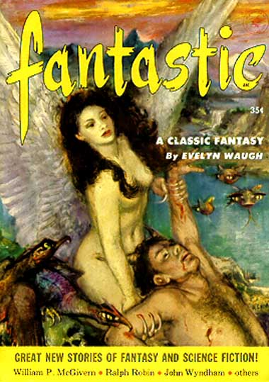 Fantastic, July/August 1953