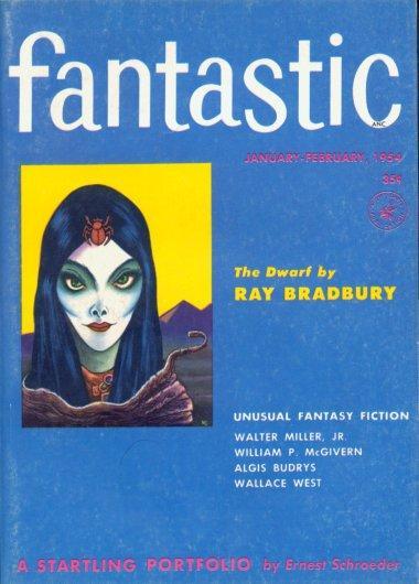 Fantastic, January-February 1954