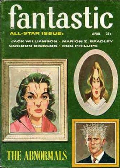 Fantastic, April 1959