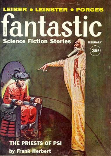 Fantastic, February 1960