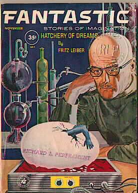 Fantastic Stories of Imagination, November 1961