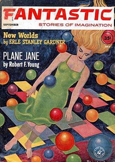 Fantastic, September 1962