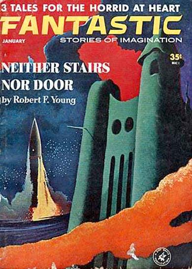 Fantastic Stories of Imagination, January 1963