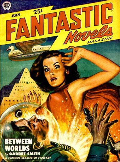 Fantastic Novels, July 1949