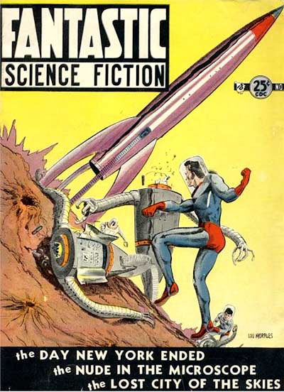 space science fiction magazine - photo #24