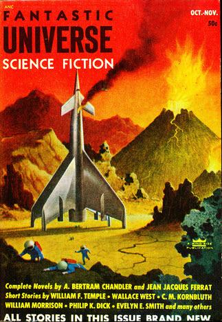 Fantastic Universe, October/November 1953