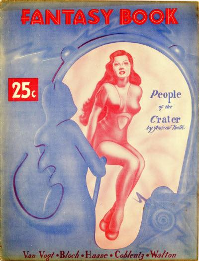 Fantasy Book Vol. 1 No. 1, July 1947