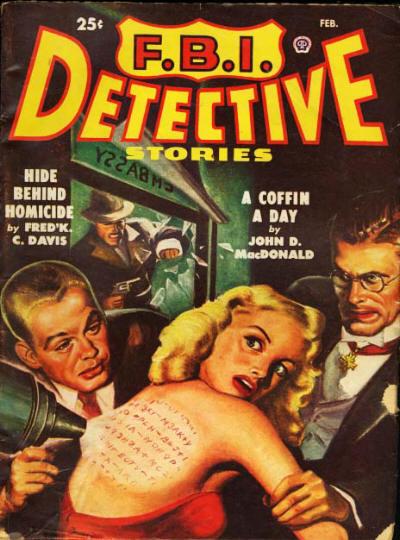 FBI Detective Stories