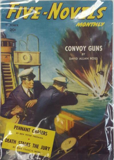 Five-Novels Monthly, October 1940