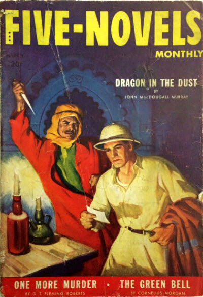 Five Novels Monthly, March 1942