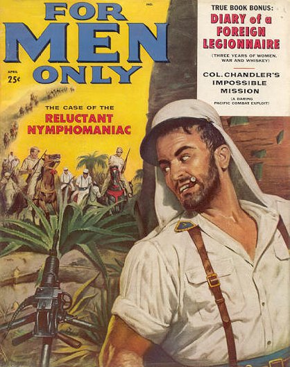 only men Beyond the book: for men only we have collected a number of books and websites that should be helpful to any reader who wants to further research or investigate the issues raised in for men only.