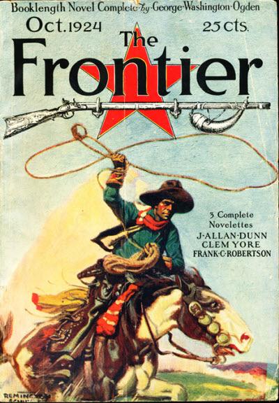 The Frontier, October 1924