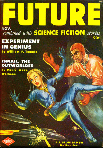 brown science fiction