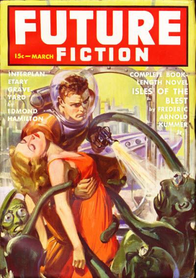 Future Fiction, March 1940