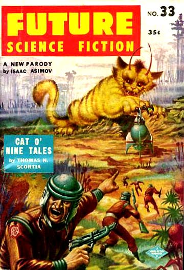 Future Science Fiction, Summer 1957