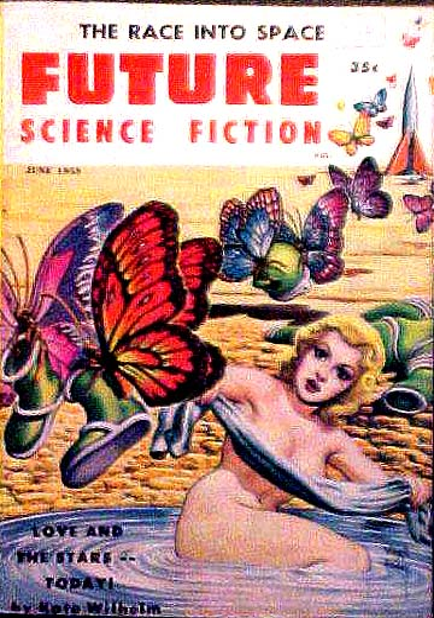Future Science Fiction, June 1959