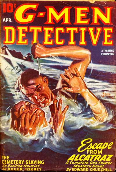 G-Men Detective, April 1946