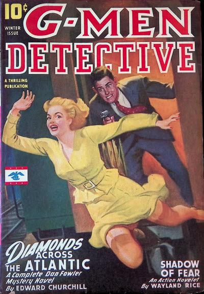 G-Men Detective, Winter 1946