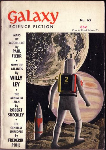 home based science writer willy ley