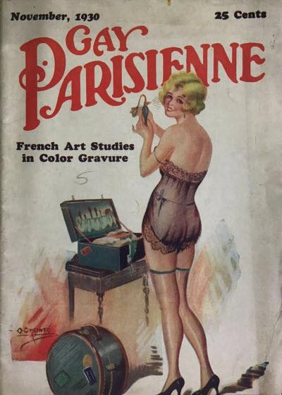 from Darian gay parisienne