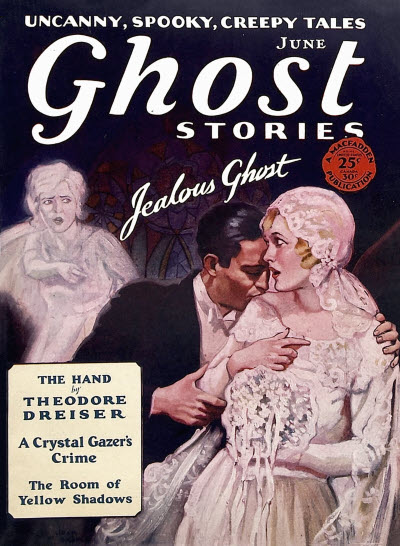 Ghost Stories, June 1929