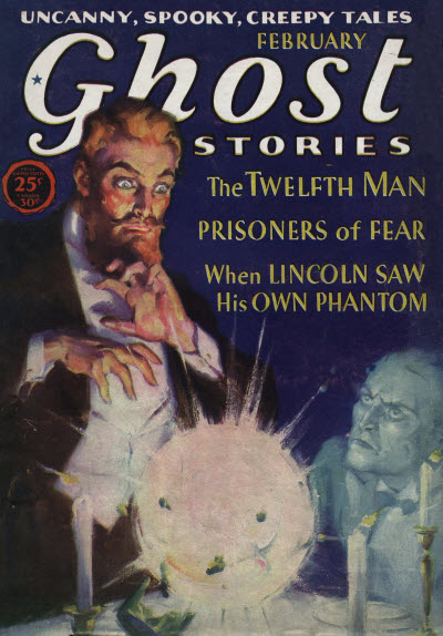 Ghost Stories, February 1931