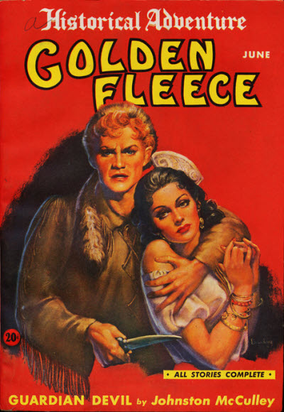 Golden Fleece, June 1939