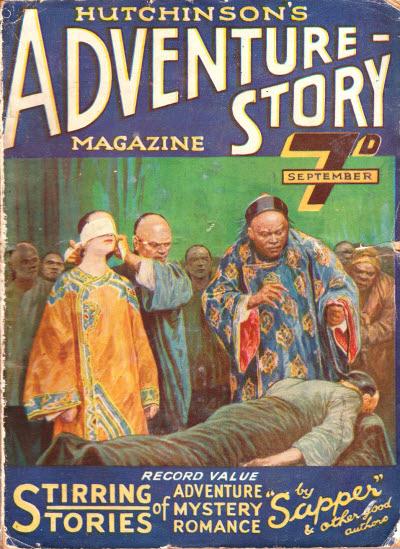 Hutchinson's Adventure Story Magazine