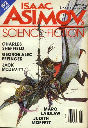 Publication Isaac Asimovs Science Fiction Magazine May
