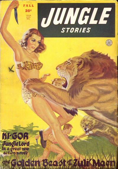 Jungle Stories, Fall 1945